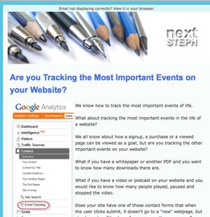 Digital Presence Tips Newsletter