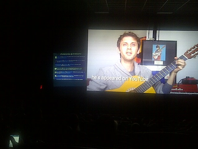 Twitter at the Movies