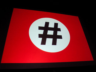 Hashtags are here to stay.